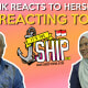"Mak Cik Reacts to Herself on ""Reacting to It's The Ship"" - WORLD OF BUZZ"