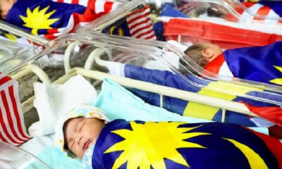 Malaysian Babies Born On January 2018 Onward Will Receive RM200! - WORLD OF BUZZ