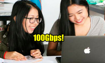 Malaysian Students Can Now Enjoy Up to 100Gbps of Internet Speed at These 24 Universities! - WORLD OF BUZZ
