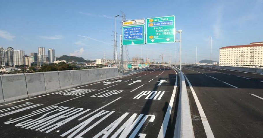 Malaysians Can Drive Toll-Free On The New Sri Damansara Link Until 22 Nov! - World Of Buzz