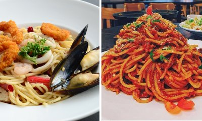 Malaysians Can Get Pasta Under RM15 at These Restaurants! - WORLD OF BUZZ 12