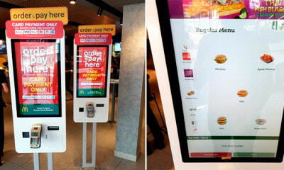 Malaysians Can Now Customise Mc Donald's Burger at These New Self-Service Kiosks! - WORLD OF BUZZ 4