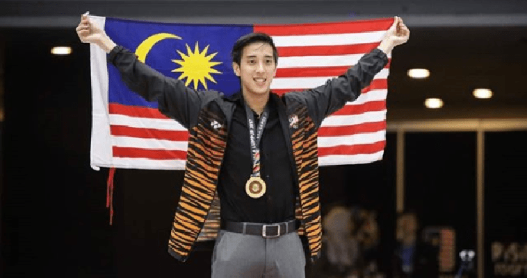 Meet The First Ever M'sian Figure Skater To Qualify For The Winter Olympics - World Of Buzz 5