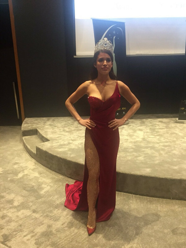 Miss Universe Malaysia's National Costume Was Just Revealed, and it's Nasi Lemak-Inspired! - WORLD OF BUZZ 8