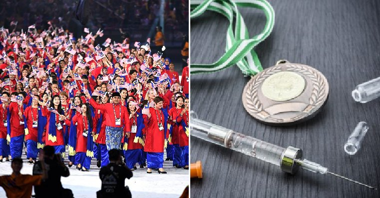 M'sian Gold Medallist Accused Of Doping In Kl2017 Requests For Second Testing - World Of Buzz 1