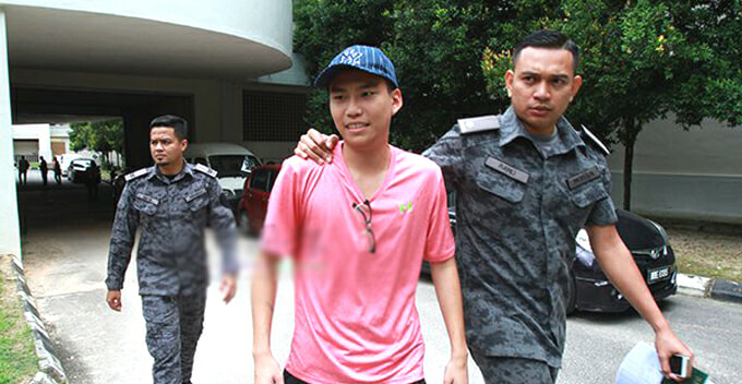 M'sian Inspector Gives False Statement, S.korean College Student Almost Sent To The Gallows - World Of Buzz