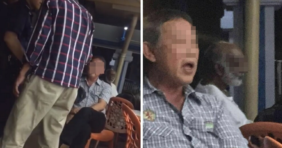 Old Man Arrested for Showing Obscene Video to Underage Girls at Coffee Shop - WORLD OF BUZZ 2