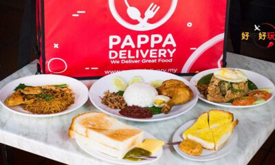 PappaRich Actually Provides Delivery Now and It's Not Through FoodPanda - WORLD OF BUZZ