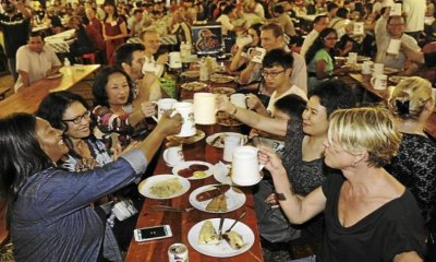 Penang's Oktoberfest Will Serve Non-Alcoholic Beer For The First Time This Year - WORLD OF BUZZ 2