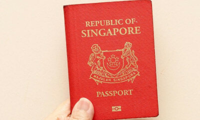 Singapore's Passport Ranked The Most Powerful in The World - WORLD OF BUZZ