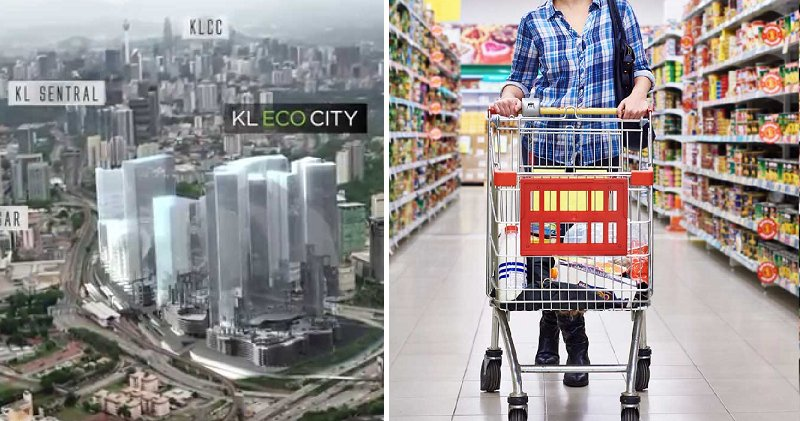 Sp Setia Just Unveiled The Biggest Grocery Store In Malaysia Opening In Kl Eco City - World Of Buzz
