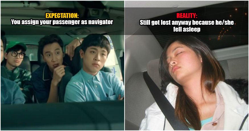 [TEST] 8 Expectations vs. Realities of Going on Road Trips Every Malaysian Knows - WORLD OF BUZZ 1