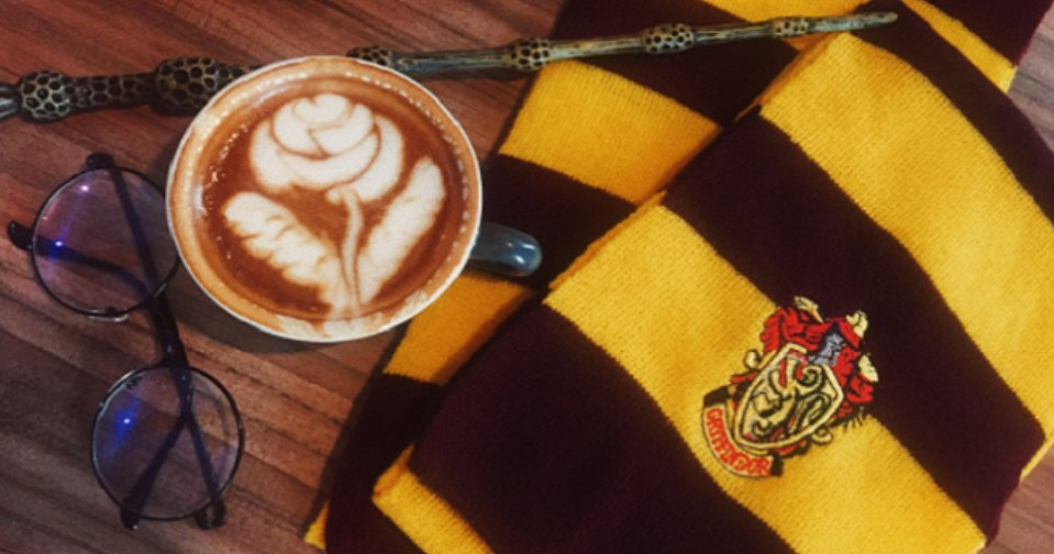 There's A Harry Potter Themed Cafe In Malaysia And We Cannot Be More Excited! - World Of Buzz 5
