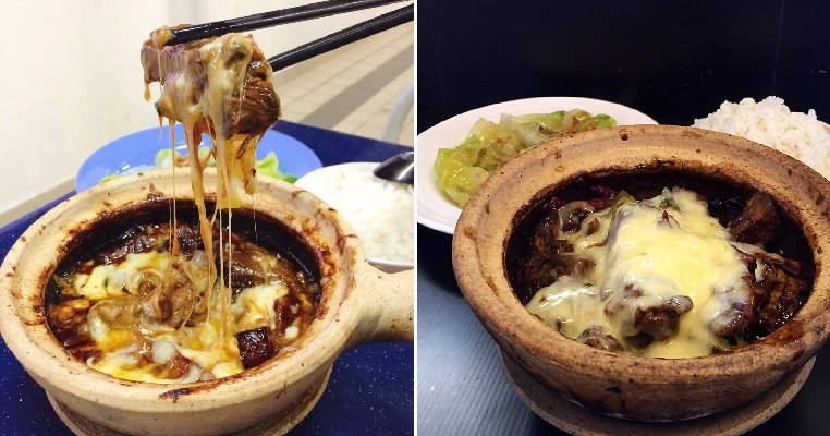 There's A Stall In Kl That Serves Mouthwatering Gooey Cheese Bak Kut Teh! - World Of Buzz 9