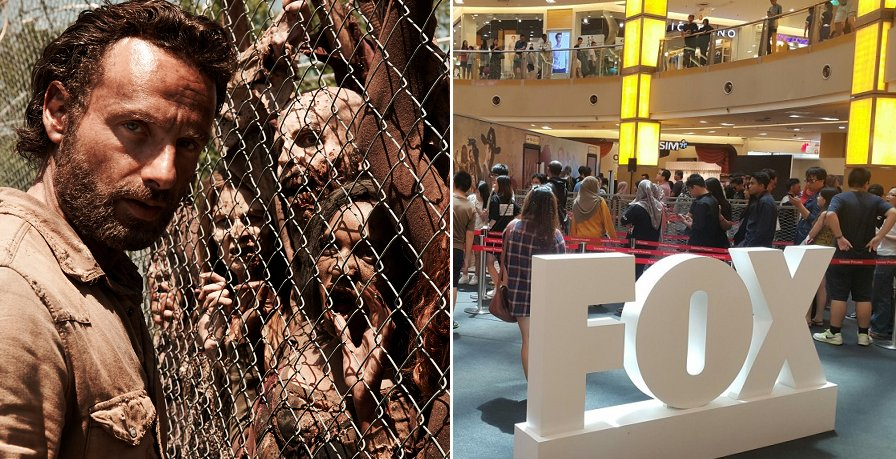 There's A 'walking Dead' Escape Room In Sunway Pyramid Till 24 October And It's Free! - World Of Buzz 3