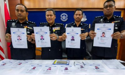 These are The 13 Most Wanted and Dangerous Criminals in Kelantan - WORLD OF BUZZ 2