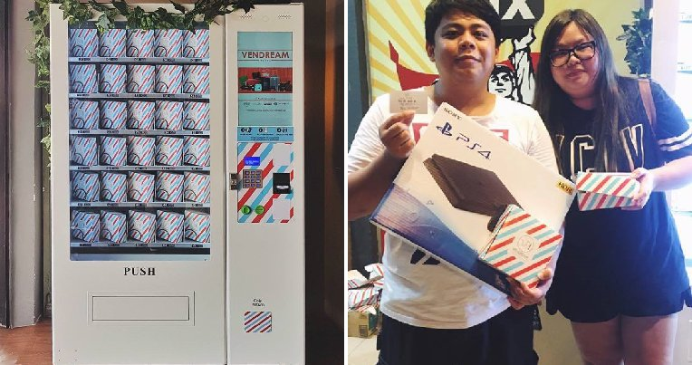 These Cool Mystery Box Vending Machines Allow M'sians To Win Big Prizes! - World Of Buzz 7