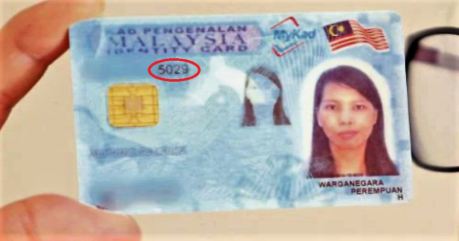This Malaysian Woman Faces Many Problems Because Her MyKad Number Indicates She is Male - WORLD OF BUZZ 2