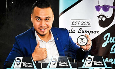 This M'sian Switched Fields to Sell Men's Grooming Products, Now a Self-Made Millionaire - WORLD OF BUZZ