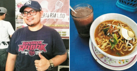 This Restaurant Still Serves Food and Drinks For RM1 in 2017! - WORLD OF BUZZ