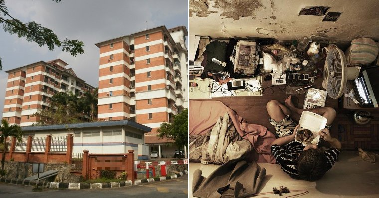 Utar Students Forced To Live In Cramped Quarters In 9 Room Converted Apartments - World Of Buzz 4