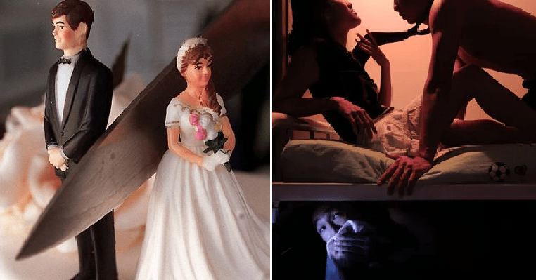Wealthy Man Exposes Cheating Fiancee's Videos During the Wedding Banquet - WORLD OF BUZZ 3