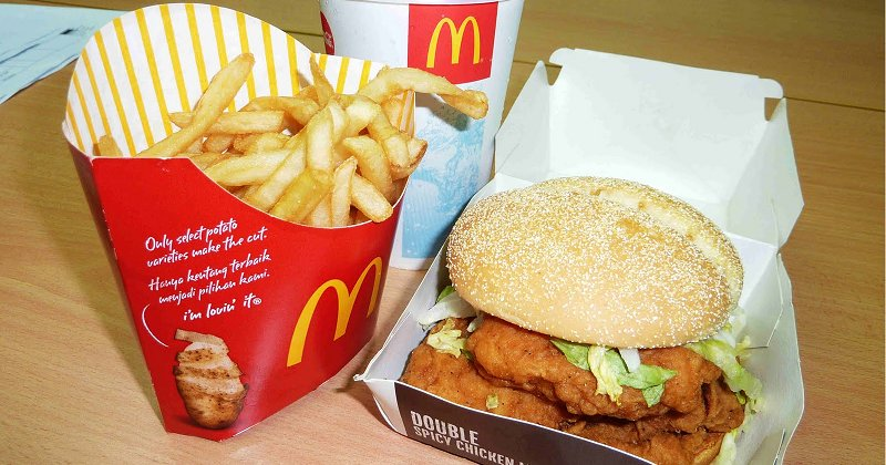 Why Are Malaysians Are Live Streaming Themselves Eating Mcd? - World Of Buzz 3