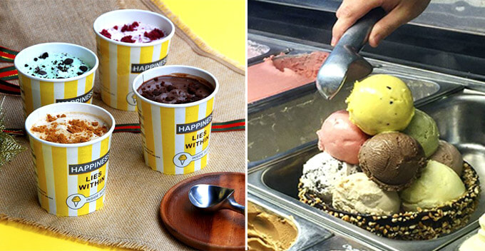 Winning This Ice Cream Eating Challenge Will Grant You One Year's Worth Of Free Ice Cream! - World Of Buzz 1