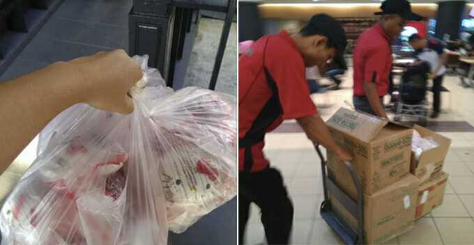 Woman Buys 90 Sets of Happy Meal and Sells the Toys for RM15 in the Name of Charity - WORLD OF BUZZ