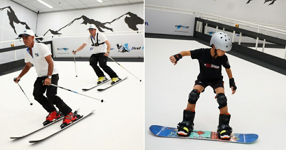 You Can Now Go Snowboarding And Skiing Right Here In Petaling Jaya! - World Of Buzz 3