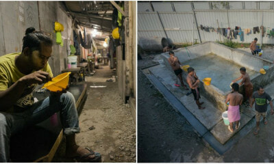 7 Harsh Realities That Go On in the 'Homes' of Foreign Workers in Malaysia - WORLD OF BUZZ 7