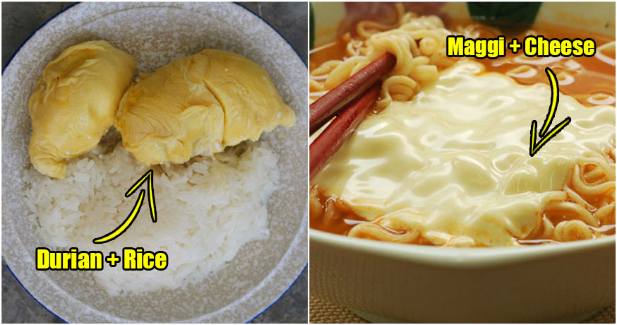 8 of the Most Glorious Food Combinations Malaysians Probably Couldn't Live Without - WORLD OF BUZZ 13