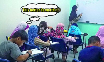 8 Things Only Malaysians Who Grew Up Attending Tuition Centres Understand - WORLD OF BUZZ 3