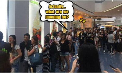 9 Things Only Malaysians Do at the Mall - WORLD OF BUZZ 4