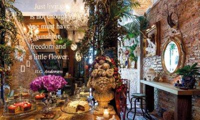 A Secret Floral Cafe Hidden Deep In Bangkok's Flower Market That'll Amaze You - WORLD OF BUZZ 8