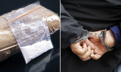 Father Gets Arrested for Smuggling Drugs to Daughter Locked Up in Kluang Prison - WORLD OF BUZZ 2