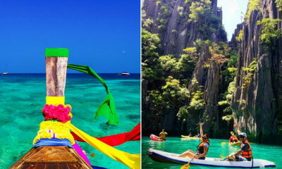 Here Are The Beaches in Southeast Asia Ranked Among the World's 50 Best Beaches - WORLD OF BUZZ 20