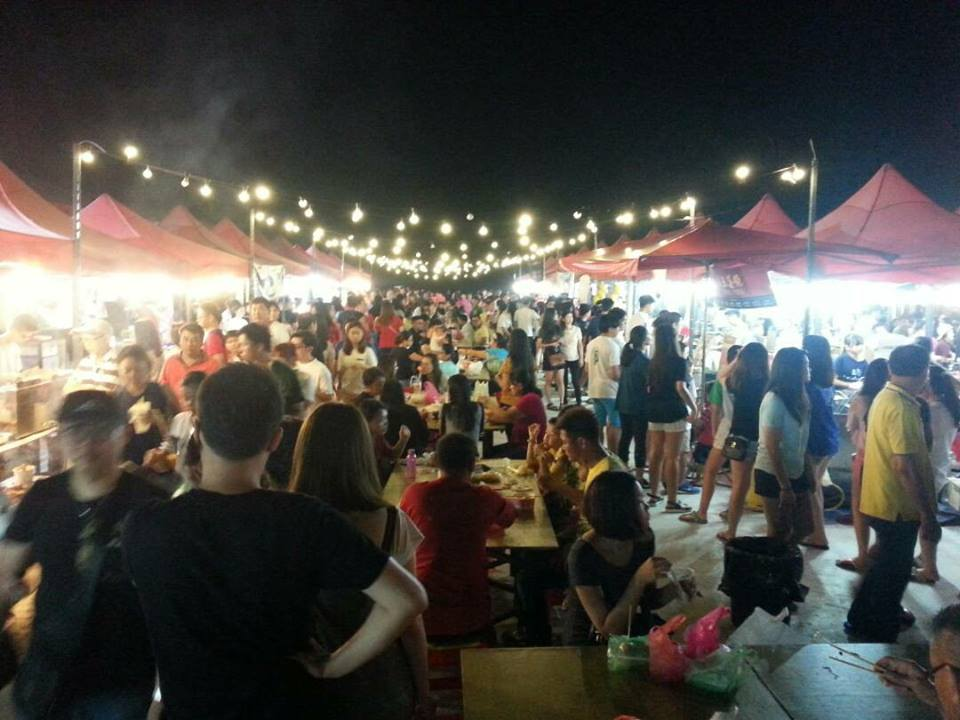 Largest Pasar Malam in Ipoh with Over 1,000 Stalls Set to Open in December! - WORLD OF BUZZ 1