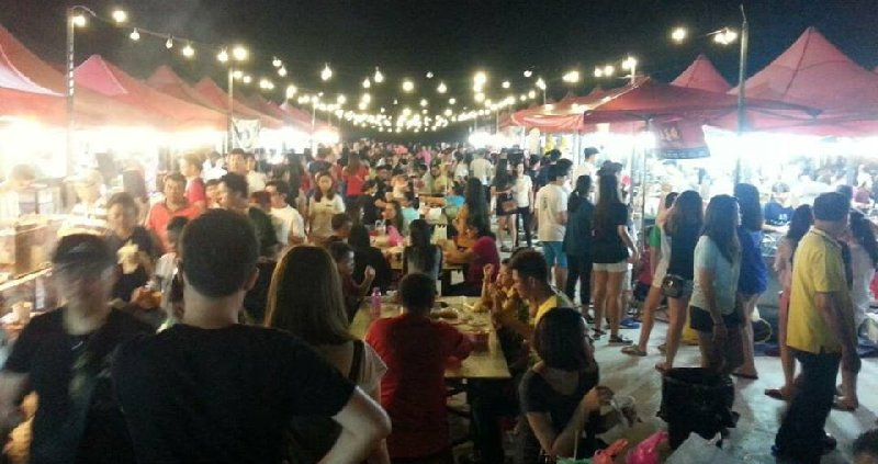 Largest Pasar Malam in Ipoh with Over 1,000 Stalls Set to Open in December! - WORLD OF BUZZ 8