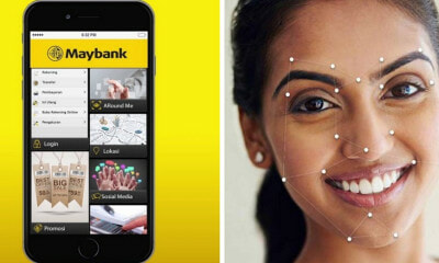 Malaysians Can Now Scan Their Face and Voice To Use the Maybank2u App - WORLD OF BUZZ 2