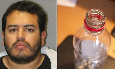 Man Arrested for Repeatedly Ejaculating Into Colleague's Water Bottle and Honey Jar - WORLD OF BUZZ 2
