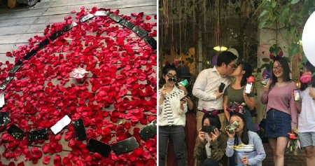Man Buys 25 iPhone X to Propose to GF, Gifts One to Every Friend After Proposal - WORLD OF BUZZ 5