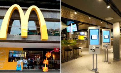 McDonald's Bukit Bintang Just Unveiled a New Modern Look and Netizens Are Lovin' It! - WORLD OF BUZZ 8