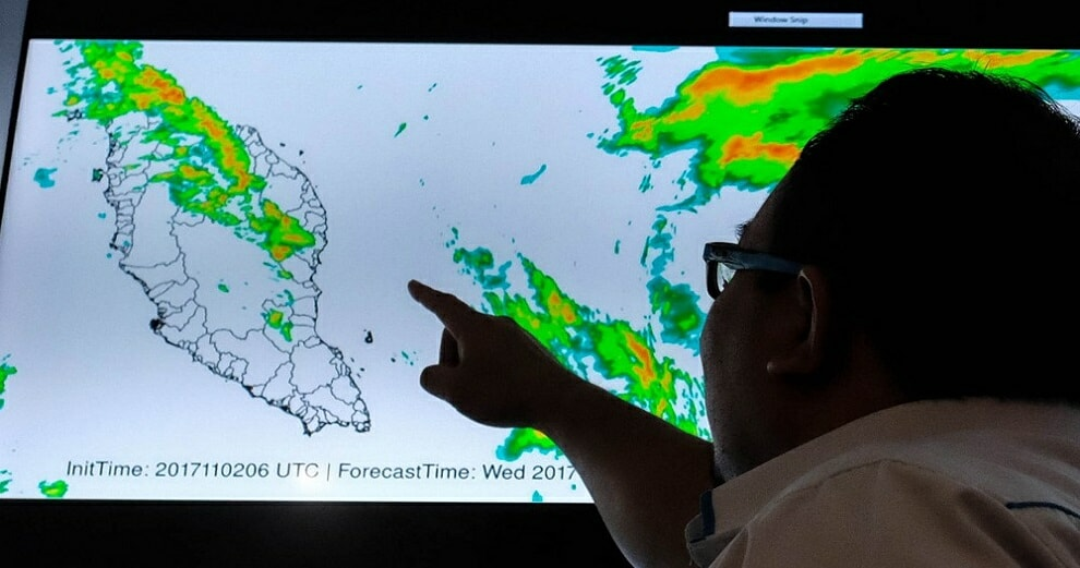 Meteorological Dept Will Change Weather Warning System so M'sians Can Understand Them Better - WORLD OF BUZZ 3