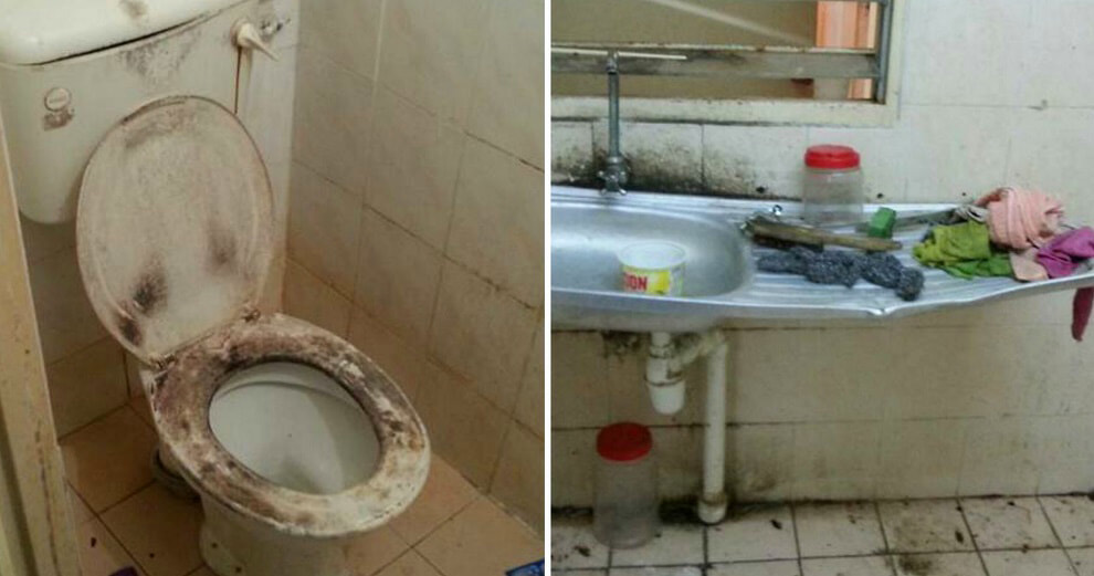 M'sian Landlady Shocked When Tenant Suddenly Moves Out and Leaves Horrible Mess Behind - WORLD OF BUZZ