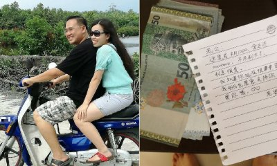 M'sian Shares How His Loving Wife Gave Him RM1,000 When Facing Hard Times - WORLD OF BUZZ 3