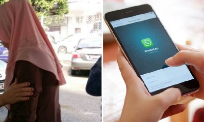 M'sian Teacher Gets Charged for First Ever Case of Sending False Info Through WhatsApp - WORLD OF BUZZ