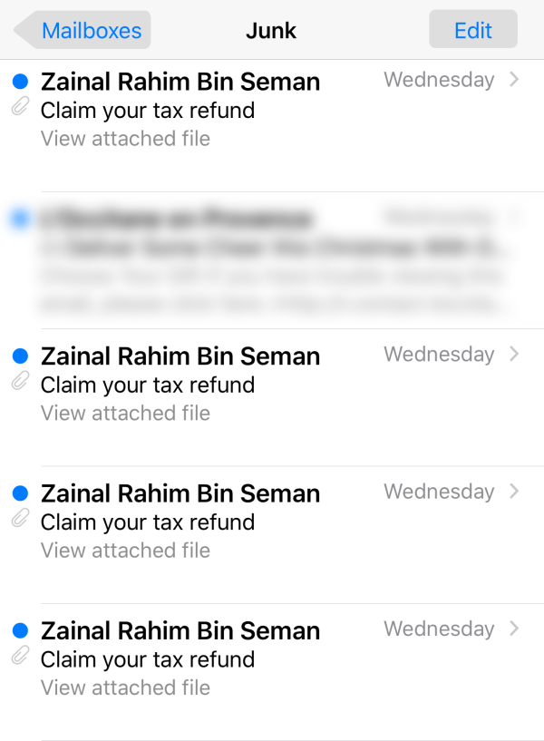 """M'sian's Bank Account Gets Wiped Out After Clicking into E-mail From """"Government"""" - WORLD OF BUZZ 2"""