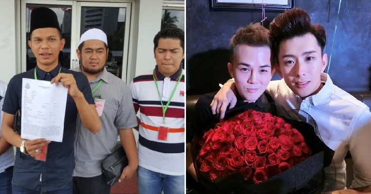 Sabah NGOs Object Strongly Against Homosexuality, Lodge Police Report Against Viral Gay Couple - WORLD OF BUZZ 2