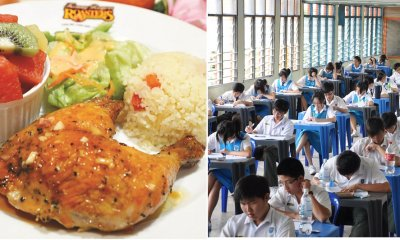 School Motivates SPM Students with Free Meals From Subway and Kenny Rogers - WORLD OF BUZZ 5